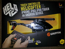 GRIFFIN HELO TC 35011-P5811-GC30021-610-00 HELICOPTER RC IPAD/IPHONE/ANDROID IOS
