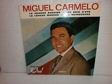MIGUEK CARMELO La grande évasion FX 45 1364 M