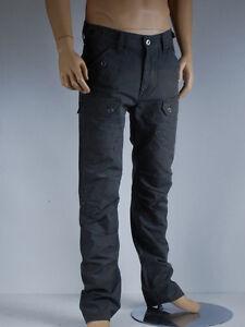 G-STAR RAW modele FLIGHT ELWOOD NARROW pantalon homme taille jeans W 28 L 34-38