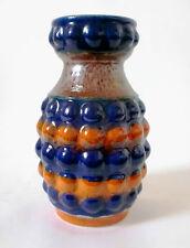 60s 70s Bay Keramik Vase 20 cm Bodo Mans ceramic west german fat lava pottery