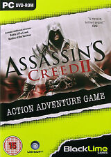 ASSASSIN'S CREED 2  -  PC GAME  *** Brand New & Sealed ***