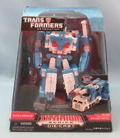 Takara Tomy Transformers / Titanium Ultra Magnus (G1)