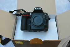 NIKON D810, BODY ONLY, MINT,RELISTED