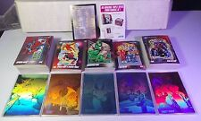 1992 IMPEL MARVEL UNIVERSE SERIES 3 200 CARD COMPLETE SET + 5 Holograms NM/MT