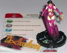 WONDER WOMAN(VIOLET LANTERN CORPS) #007 #7 Blackest Night DC HeroClix