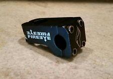 "Fire Eye Stem 1-1/8"" Threadless BMX MTB DJ Vert Freestyle FireEye Aluminum"