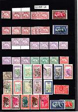 Madagascar et Dependances 1908-1924  Lot C6