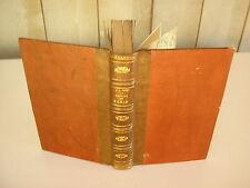 Bibliophile JACOB : Curiosités de l'histoire du VIEUX PARIS 1858