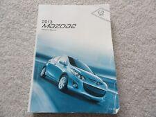 2013 Mazda 2 Owners Manual