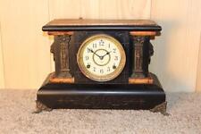 Antique Seth Thomas Adamantine Mantle Clock ~ Made in 1901 ~