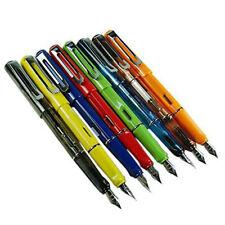 Jinhao 599 1 Lot/8PCS Fountain Pens Diversity Set Transparent and Unique ED