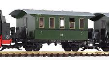 Spur G, 1 St. Personenwagen DR 2.Kl., aus Piko 37125