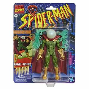 "NEW IN STOCK! Marvel Legends Vintage Retro 6"" Figure Spider-Man Series Mysterio"