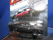 70 CHARGER W/ BLOWER FAST & AND FURIOUS 6 OFFICIAL MOVIE CAR HOT WHEELS 2015