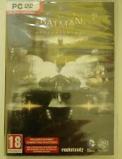 Batman Arkham Knight PC retail new