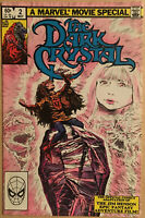 Marvel Comics 1983 Jim Henson's The Dark Crystal #2 Official Movie Adaptation