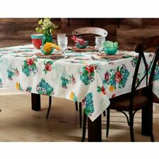 pioneer woman tablecloth Country Garden  60 x 102