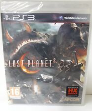 LOST PLANET 2 PS3  PLAY STATION 3 NUOVO