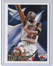 1995-96 Topps Top Flight MIchael Jordan #TF1