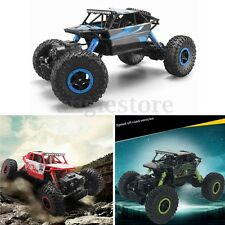 2.4Ghz Remote Controll RC Rock 4WD Monster Car Truck Off-Road Vehicle Buggy Toy