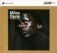 MILES DAVIS - IN A SILENT WAY [DIGIPAK] USED - VERY GOOD CD