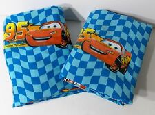 Disney Pixar Cars Set Flat & Fitted Twin Size Sheets Jay Franco Craft Material