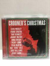 Crooner's Christmas Various Artists Elvis Frank Sinatra, etc. New Sealed