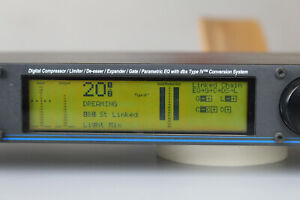 dbx DDP digital dynamics processor