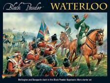 FAST DELIVERY! Warlord Games BLACK POWDER Waterloo 2nd Edition Starter Model Set
