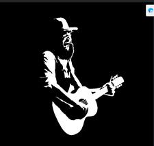 Ward Davis Country Western Singer Songwriter Vinyl Sticker Decal
