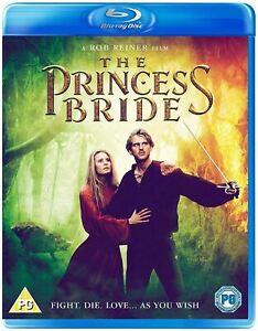 THE PRINCESS BRIDE (1987) Region B [Blu-ray] Cary Elwes Peter Falk