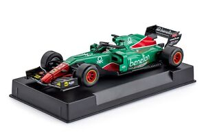 Slot It Policar CAR07A F1 Style GEMS A R Euroracing 185T 1985 Benetton 1/32 Slot