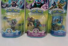 Skylanders Swap Force Rip Tide ,Freeze Blade, and Trap Shadow 3 Pc Free Shipping