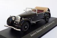 Ixo Models 1/43 Scale D31520 - 1932 Austro Daimler ADR Bergmeister - Black