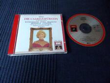 CD KALMAN Die Csardafürstin Highlights Höhepunkte Gedda Rothenberger EMI BEST OF
