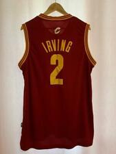 NBA CLEVELAND CAVALIERS BASKETBALL SHIRT JERSEY ADIDAS KYRIE IRVING #2