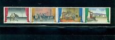 Ireland #817a (1990 Theater strip of four) VFMNH CV $7.00