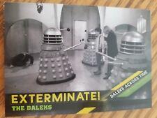 2016 Topps Doctor Who Timeless #1 The Daleks - Daleks Across Time NM-Mint