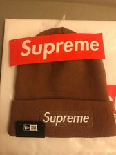 Supreme 2016 F/W Box Logo Era Winter Hat Beanie