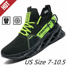 Mens Sneakers Walking Sports Athletic Outdoor Casual Running Tennis Gym Shoes SZ