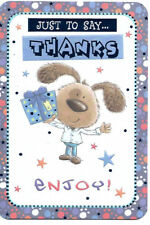 Various Male/Female Thank You Cards - Some with Verses Inside/ Some Blank) NEW