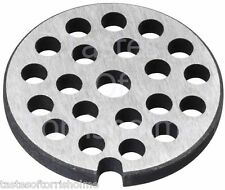 Kitchen Craft Mincer Size No. 5 Spare Part Replacement Front Face Plate Medium