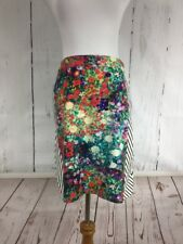 "TABITHA ~ANTHROPOLOGIE ✨ Sz 10 ""Meadow Lined Pencil Skirt"" Pockets ✨ So Cute~EUC"