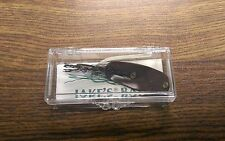 Antique Collectable Vintage New in Box JAKE'S BAIT Fishing Lure - Brown