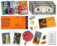 The Super Prank Kit 16 Funny Pranks Jokes in a Box Loaded Prank Pack Trick Gag