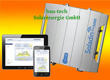 Mastervolt Soladin 3000 WEB Solar Hausnetz Netz Wechselrichter SunMaster ES3.0TL