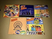 PAUL MCCARTNEY SET OF 5 NEW BRAZILIAN CD PROMO'S FUH YOU HOME TONIGHT GET ENOUGH