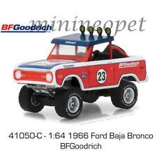 GREENLIGHT 41050 C RUNNING ON EMPTY 1966 FORD BRONCO 1/64 BAJA BFGOODRICH