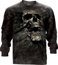 New BREAKTHROUGH SKULL Long Sleeve T Shirt