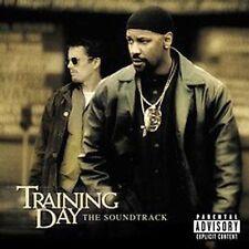 New: Various Artists: Training Day (Ost) Soundtrack, Explicit Lyrics Audio Casse